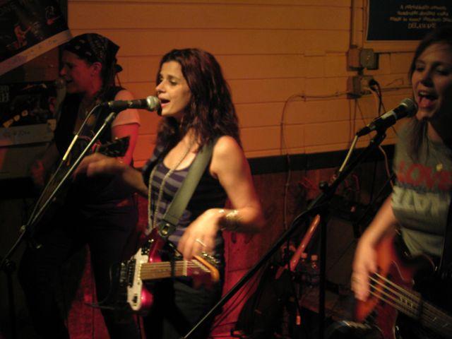 Antigone Rising at Dogfish Head Craft Brewery Pub June 25th, 2011