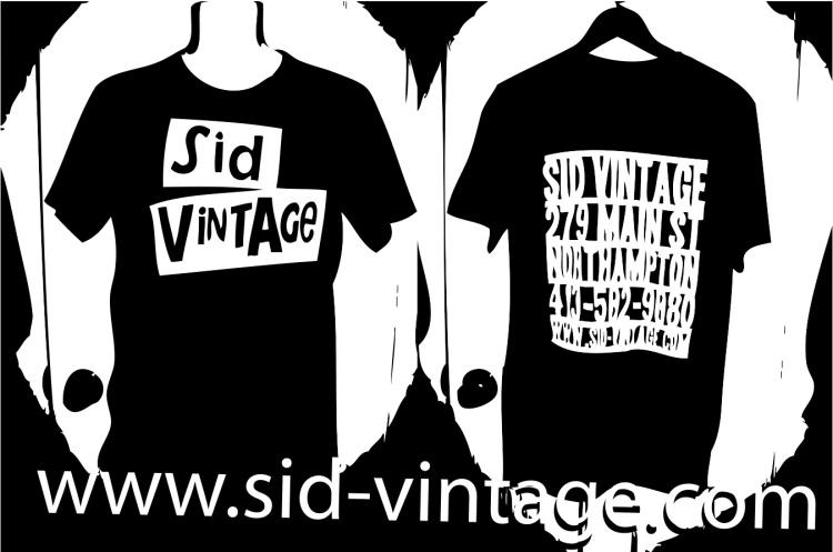 Sid Vintage T-shirts Shop Online