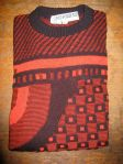 80's Abstract size M
