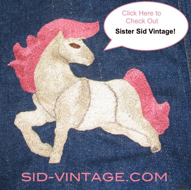 Sister Sid Vintage